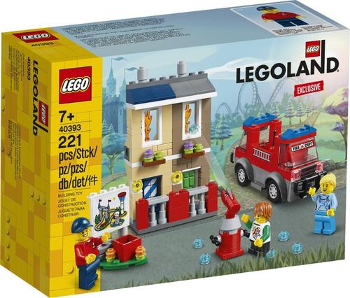 40393 LEGO® LEGOLAND Fire Academy