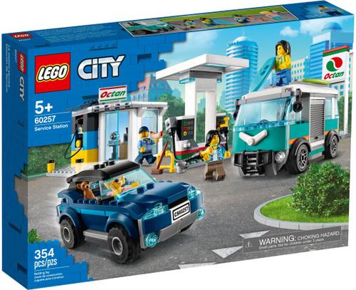 60257 LEGO® City Service Station