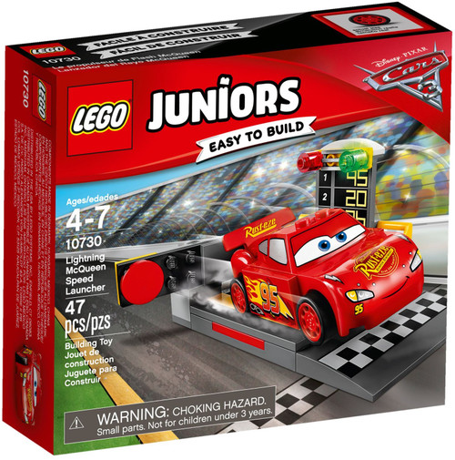 10730 LEGO® Lightning McQueen Speed Launcher
