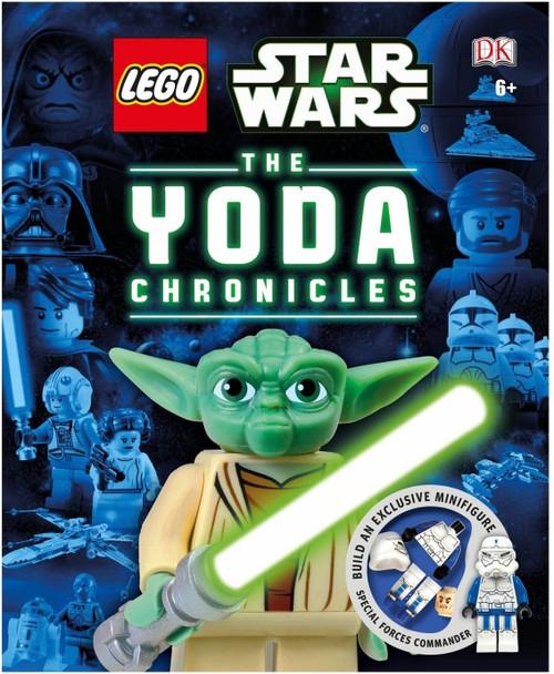 b13sw01 LEGO® Star Wars™ The Yoda Chronicles book