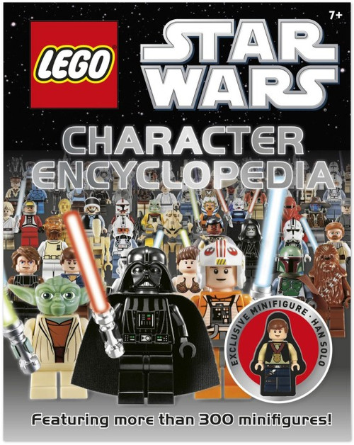 5000214 LEGO® Star Wars™ Character Encyclopedia book