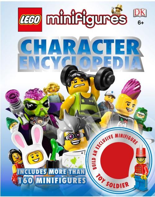 9781465401724 LEGO® Minifigures Character Encyclopedia book