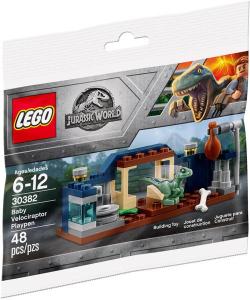 30382 LEGO® Jurassic World™ Baby Velociraptor Playpen