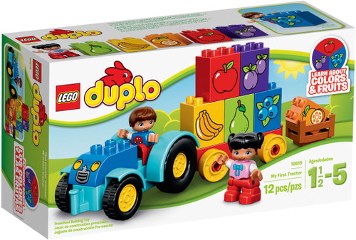 10615 LEGO® Duplo My First Tractor