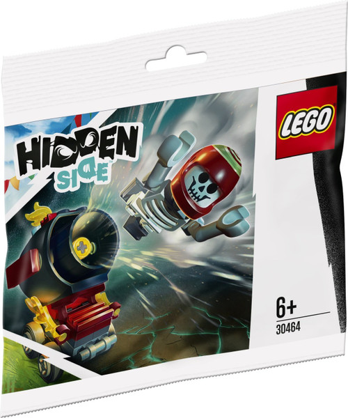 30464 LEGO® Hidden Side™ El Fuego's Stunt Cannon