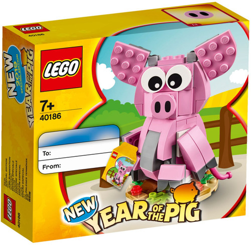 40186 LEGO® Year of the Pig