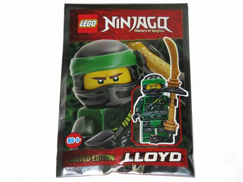891949 LEGO® Ninjago Lloyd
