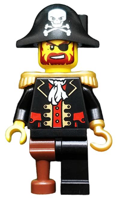 pi081 LEGO® Captain Brickbeard