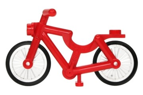 4719c01 LEGO® Bicycle (2-Piece Wheels)