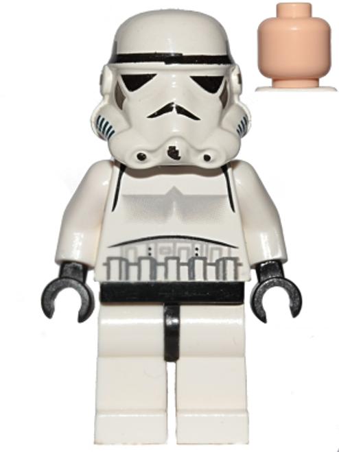 sw0036a LEGO® Stormtrooper - Black Head