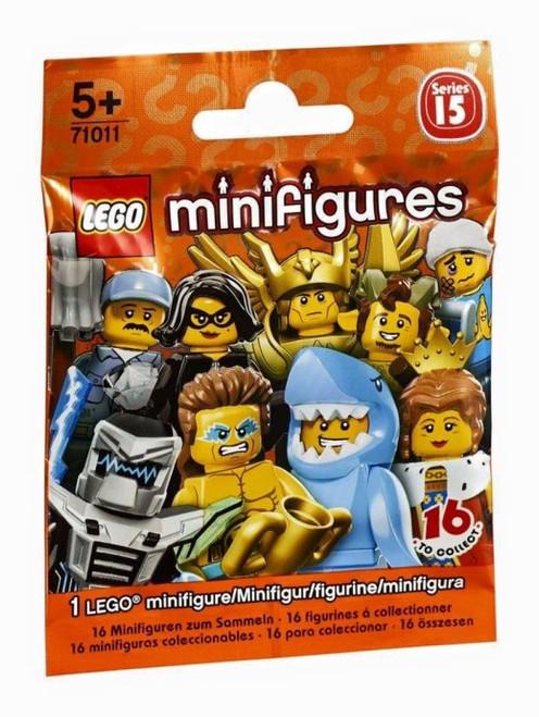 71011 LEGO® Minifigures - Series 15