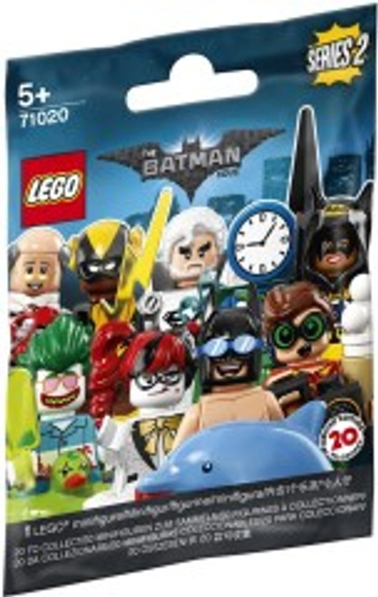 71020 LEGO®  Minifigures Series The LEGO Batman Movie Series 2