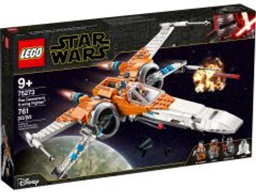 75273 LEGO® Star Wars™ Poe Dameron's X-wing Fighter