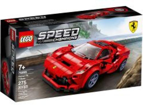 76895 LEGO® Speed Champions Ferrari F8 Tributo