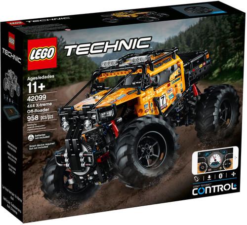 42099 LEGO® Technic® 4x4 X-Treme Off-Roader