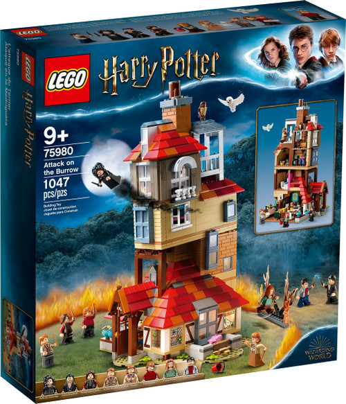 75980 LEGO® Harry Potter™ Attack on The Burrow