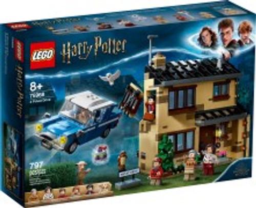 75968 LEGO® Harry Potter™ 4 Privet Drive