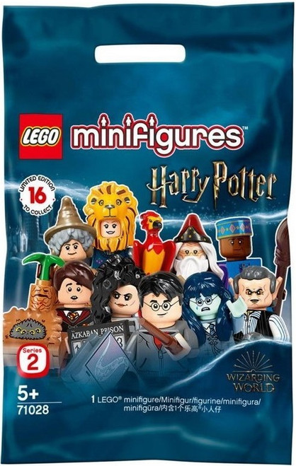 71028 LEGO® Minifigures Harry Potter Series 2
