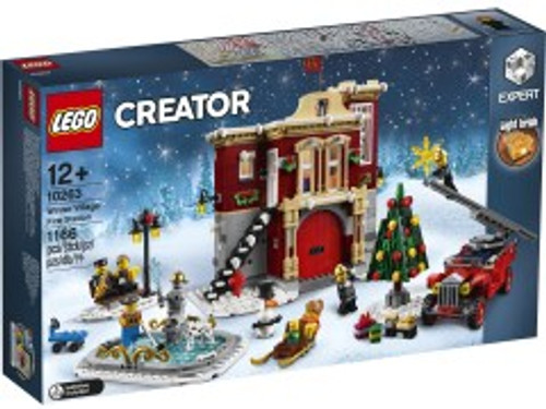 10263 LEGO® Winter Village Fire Station