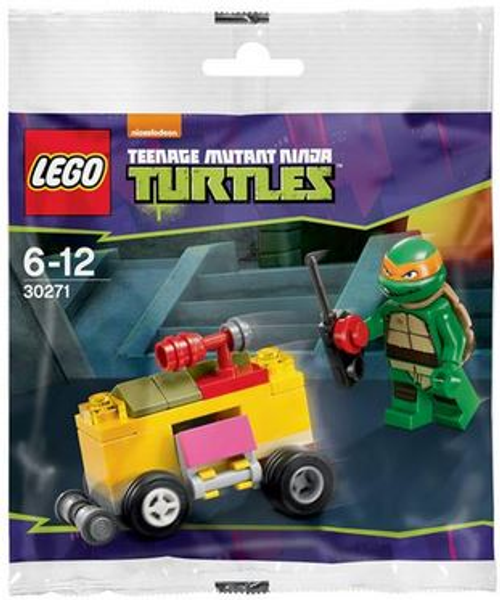 30271 LEGO® Mikey's Mini-Shellraiser