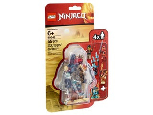 40342 LEGO® Ninjago Minifigure Pack