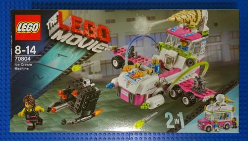 70804 The LEGO® Movie Ice Cream Machine
