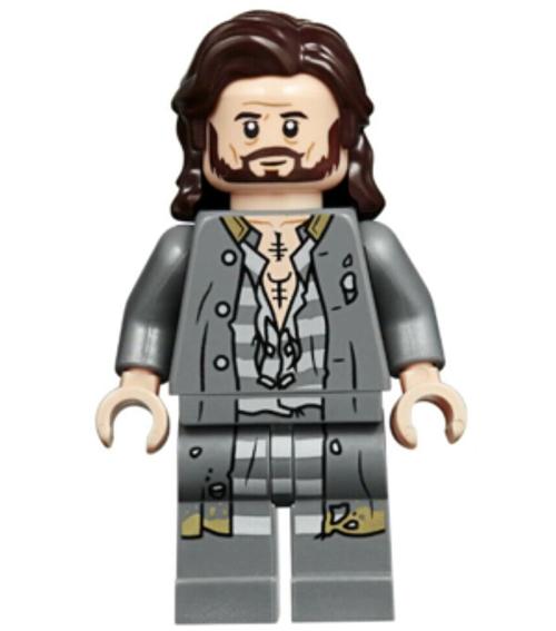 HP174 LEGO® Sirius Black, Printed Legs