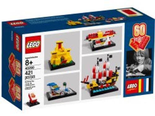 40290 LEGO® 60 Years of the LEGO Brick