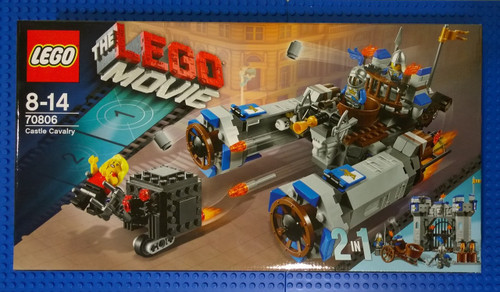 70806 The LEGO® Movie Castle Cavalry