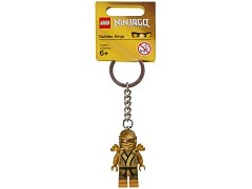 850622 LEGO® Golden Ninja Key Chain