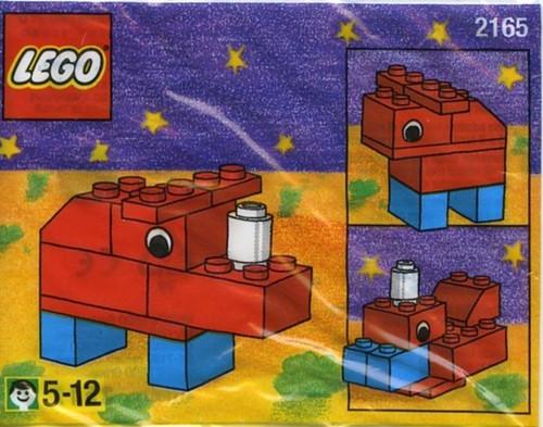 2165 LEGO® Rhinocerous