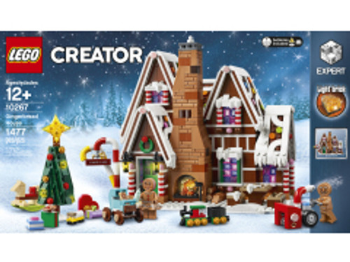 10267 LEGO® Gingerbread House