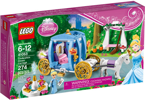 41053 LEGO® Disney™ Princess Cinderella's Dream Carriage