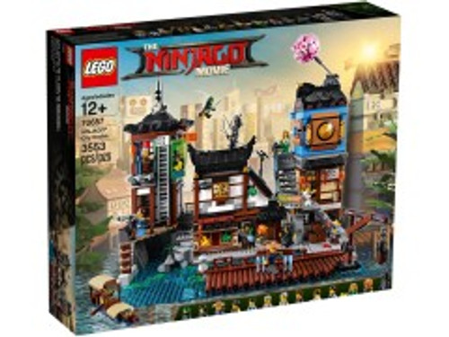 70657 LEGO® NINJAGO City Docks