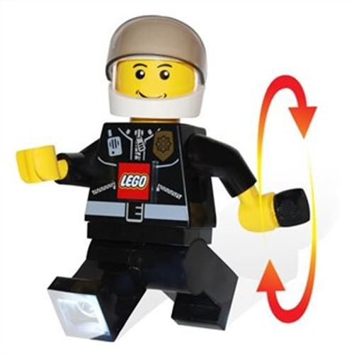 dyntorch4 LEGO® City Flashlight, Dynamo Torch - Motor Police