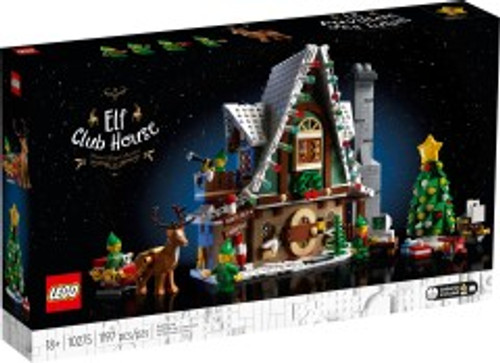 10275 LEGO® Elf Club House