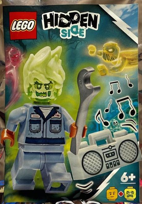 792008 LEGO® Possessed Mechanic Minifigure polybag