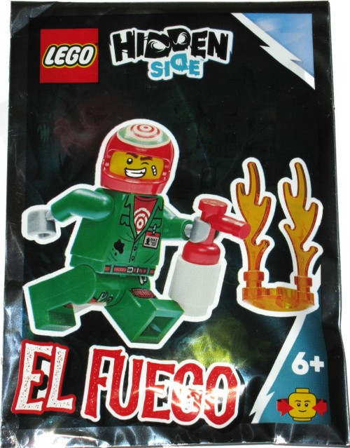 792004 LEGO® El Fuego Minifigure polybag