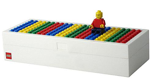 153UK LEGO® Pencil Case, Buildable