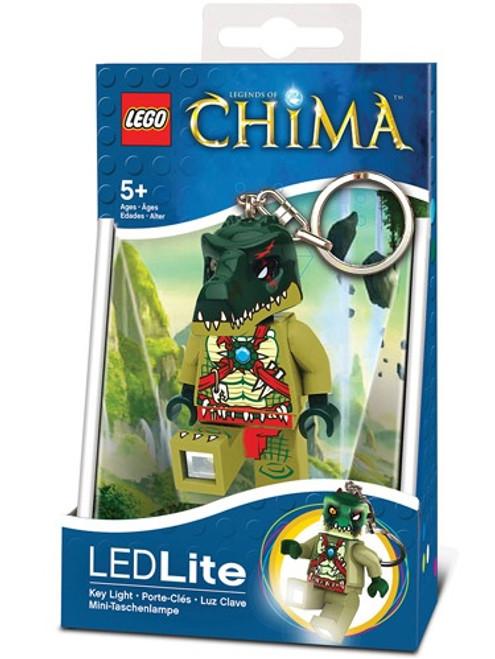 IQ50888 LEGO® Chima™ Cragger Key Chain (LEDLite)