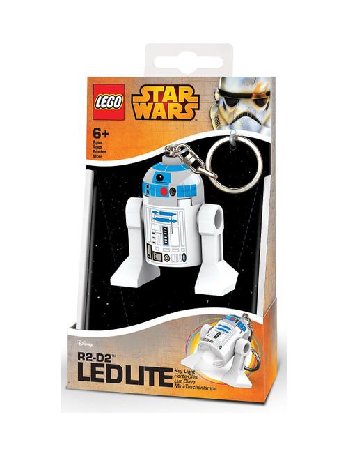 LGL-KE21 LEGO® Star Wars™ R2-D2 Key Chain (LEDLITE)