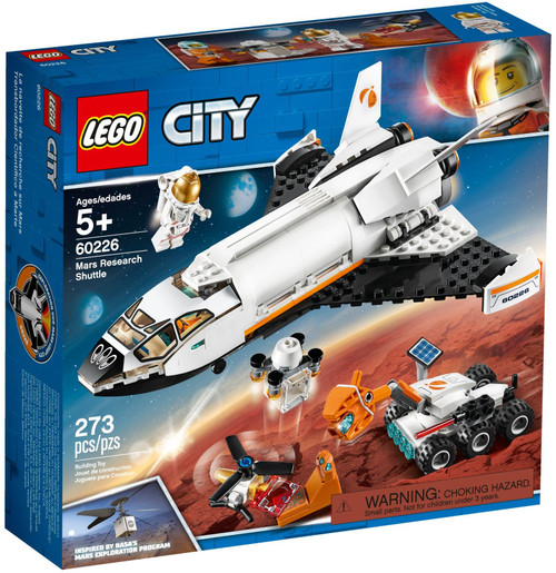 60226 LEGO® City Mars Research Shuttle