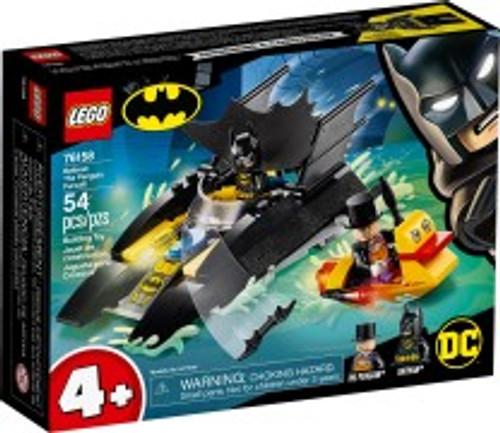 76158 LEGO® DC Super Heroes® Batboat The Penguin Pursuit!
