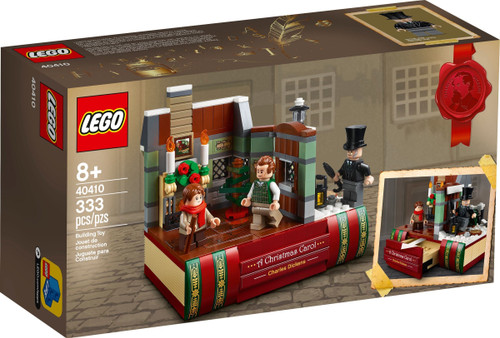 40410 LEGO® Charles Dickens Tribute
