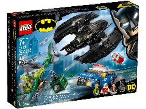 76120 LEGO® DC Comics™ Batwing and The Riddler Heist