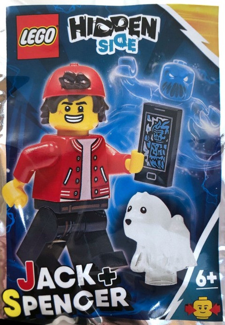 792009 LEGO® Jack and Spencer Minifigure polybag