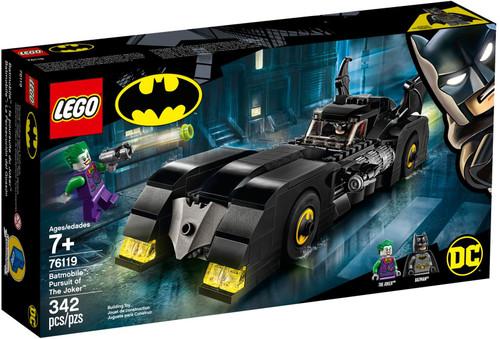76119 LEGO® DC Super Heroes® Batmobile: Pursuit of The Joker