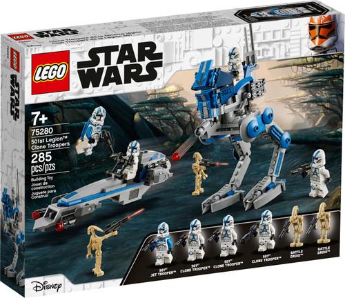 75280 LEGO® Star Wars™ 501st Legion Clone Troopers