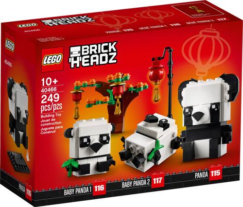 40466 LEGO® Brickheadz Chinese New Year Pandas