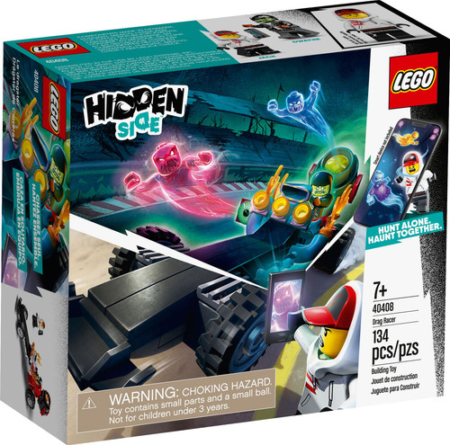 40408 LEGO® Hidden Side™ Drag Racer